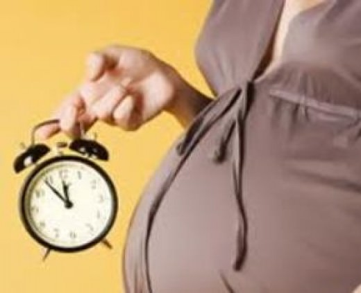 Расписаться за один день по беременности