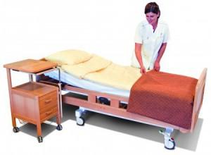 Особенности использования медицинской кровати