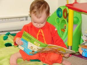 Развитие малыша - учимся читать