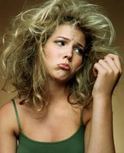 Здоровье на кончиках волос
