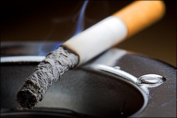 Курение вызывает рак кожи