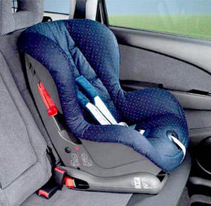 Выбираем детское автомобильное кресло для безопасности ребенка