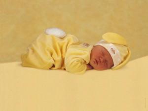 Здоровый сон малышей