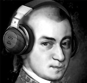 Моцарт интеллекту не помощник!