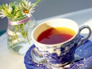 Положительное влияние чая на организм человека