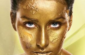 Применение золота в косметологии