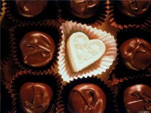 Что скрывает шоколад?