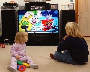 Детям до трех лет нельзя смотреть телевизор