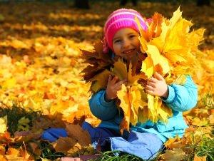 Позаботимся о детском здоровье осенью