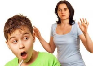 Как отучить подростка от курения?