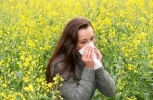 Летняя аллергия