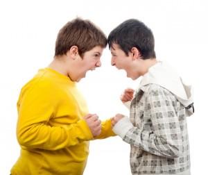 Основные причины подростковой агрессии