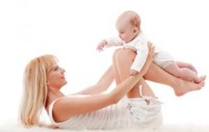 Как сбросить лишний вес после родов?