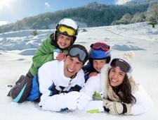 Туризм зимой. Как не навредить при этом здоровью?