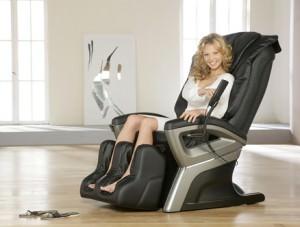 Массажные кресла - отдыхаем правильно