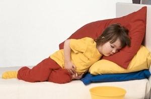 Инфекции ЖКТ у детей дошкольного возраста