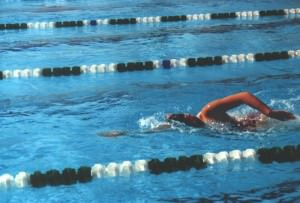 Плавание - идеальный вариант для быстрого похудения