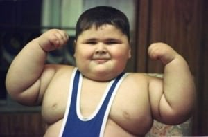 Рак от детского ожирения