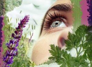 Как защитить глаза от раздражения?
