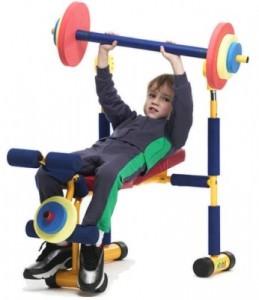 Детский тренажер для будущего Олимпийского чемпиона