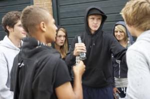 Подростковый алкоголизм. Причины и последствия