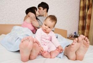 Как сохранить отношения в семье после рождения малыша?