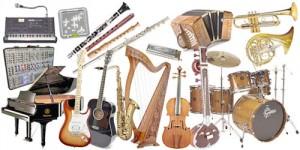 Надоело болеть? Музыкальные инструменты и акустические системы помогут улучшить самочувствие.