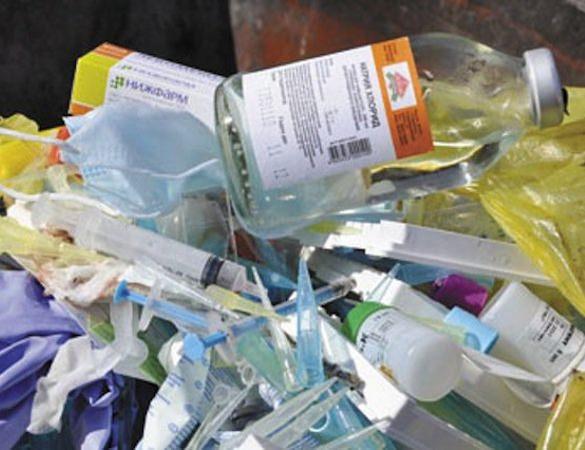 недооценивать вред отходов