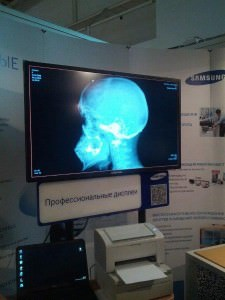 Samsung принял участие в 22-й Международной медицинской выставке «Здравоохранение 2013»