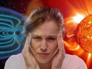 >Метеочувствительность  и магнитные бури, симптомы