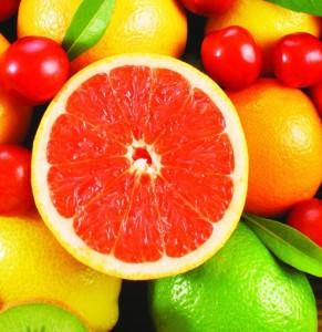 фрукты - здоровая еда