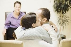 Семейный психотерапевт поможет сохранить семью