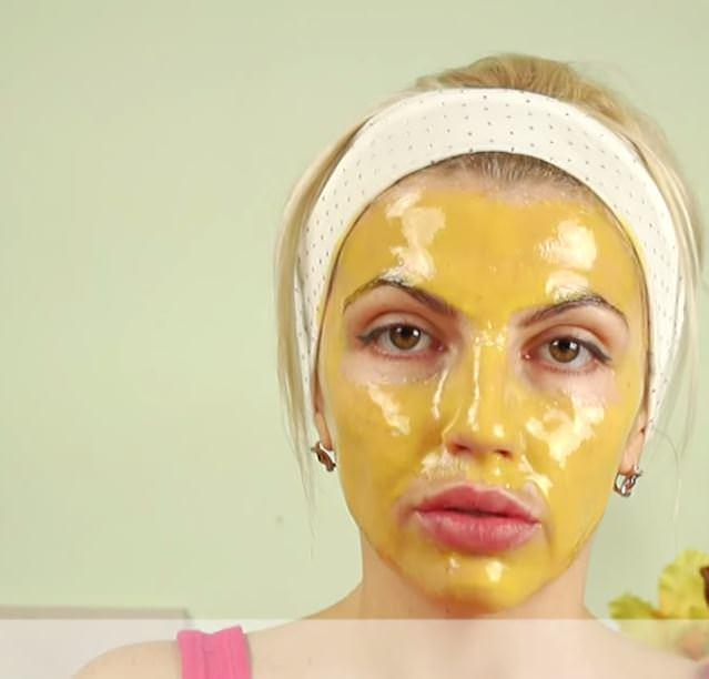 маска против морщин