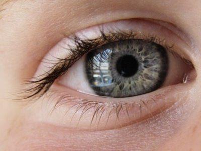 Морщины вокруг глаза