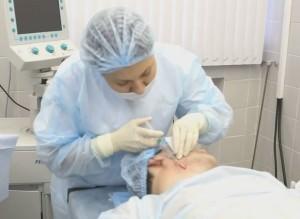 операция по удалению рубца
