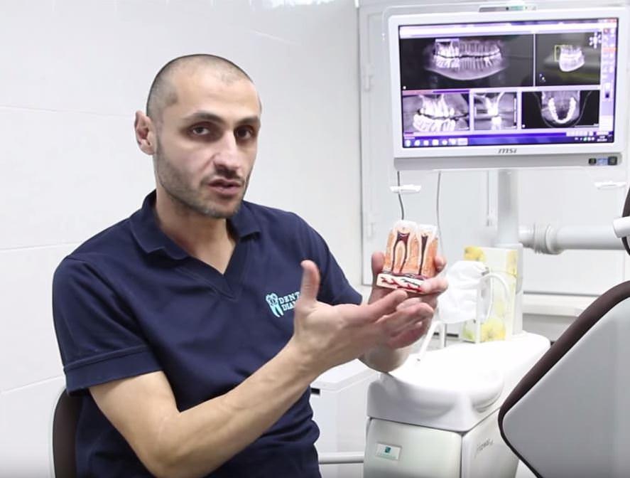 Александр Давтян врач стоматолог, кандидат медицинских наук